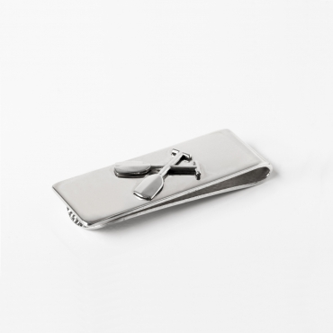 Silver Moneyclip