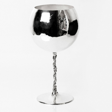 Baloon glass red wine