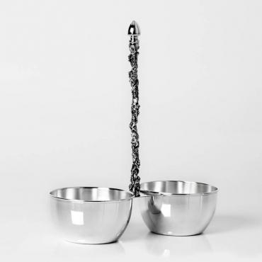 Silver cruet