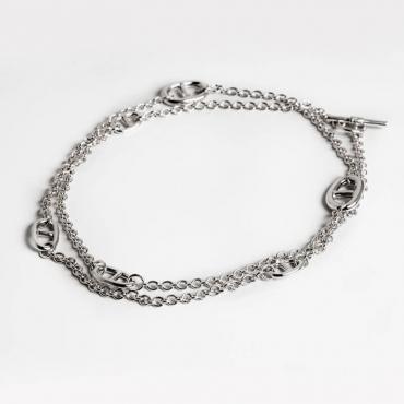 Collana catena in argento 925