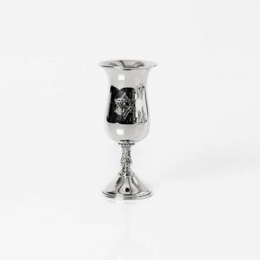 Silver glass