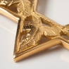 18 KT Star of David pendant