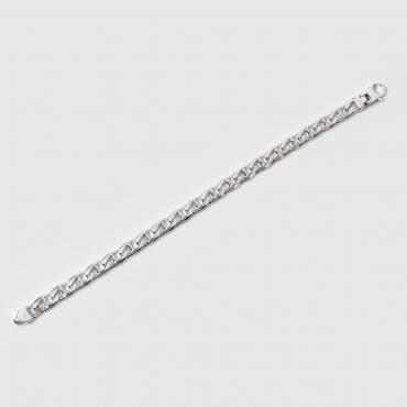 Silver Men's bracelet